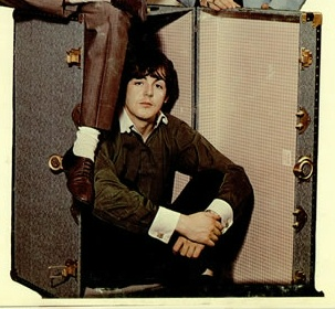 Paul in box